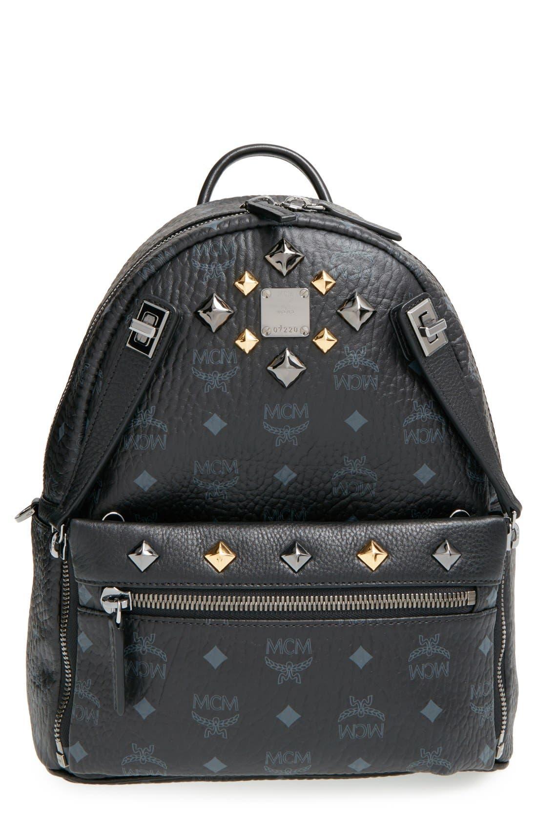 Main Image - MCM 'Small Dual Stark' Backpack