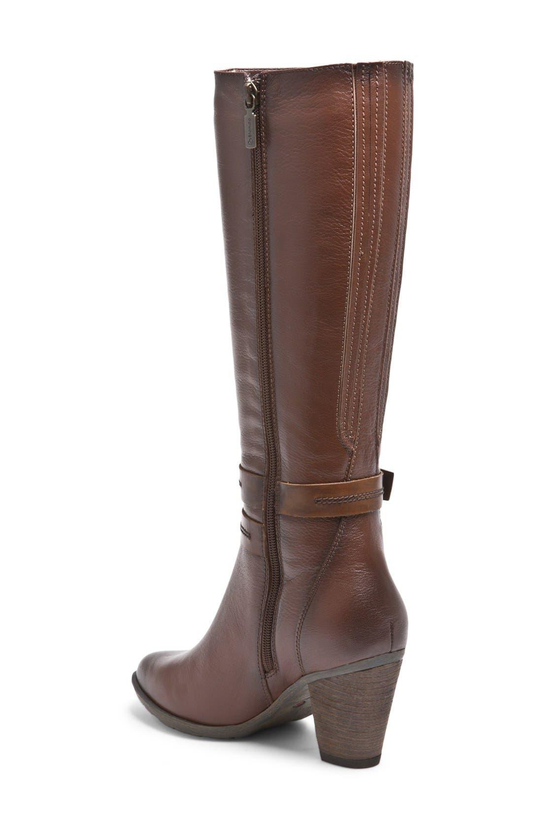 Alternate Image 2  - Blondo 'Florane' Waterproof Leather Boot (Women)