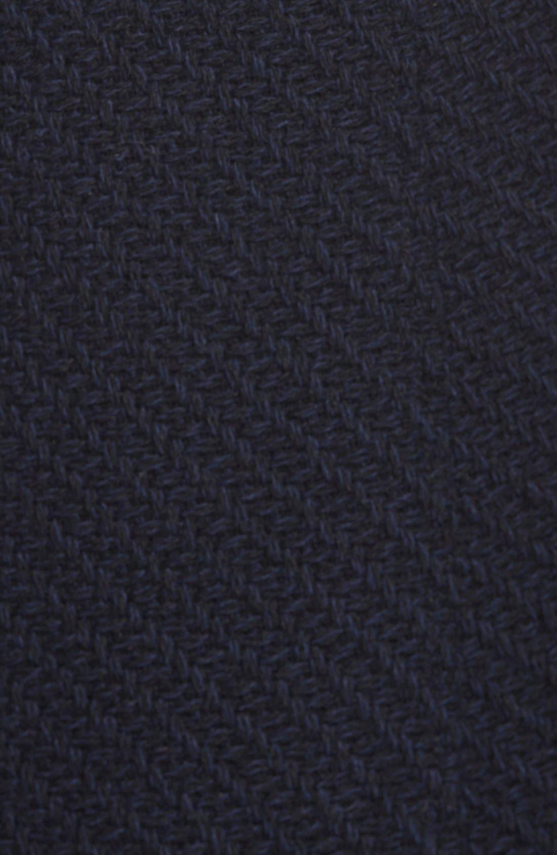 Alternate Image 5  - Jessica Simpson Hooded Basket Weave Duffle Coat