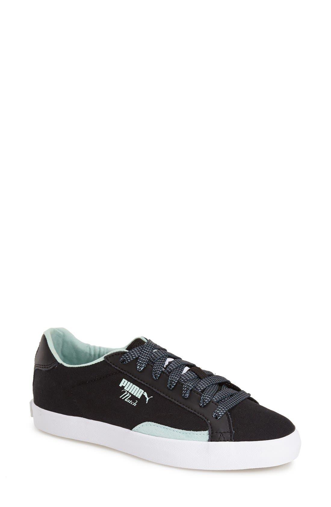 Alternate Image 1 Selected - PUMA 'Match Vulc' Sneaker (Women)