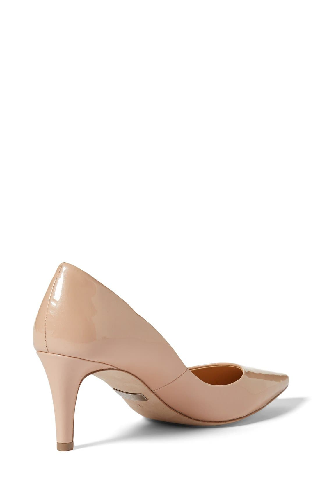 Alternate Image 2  - Badgley Mischka 'Poise II' Pointy Toe Pump (Women)