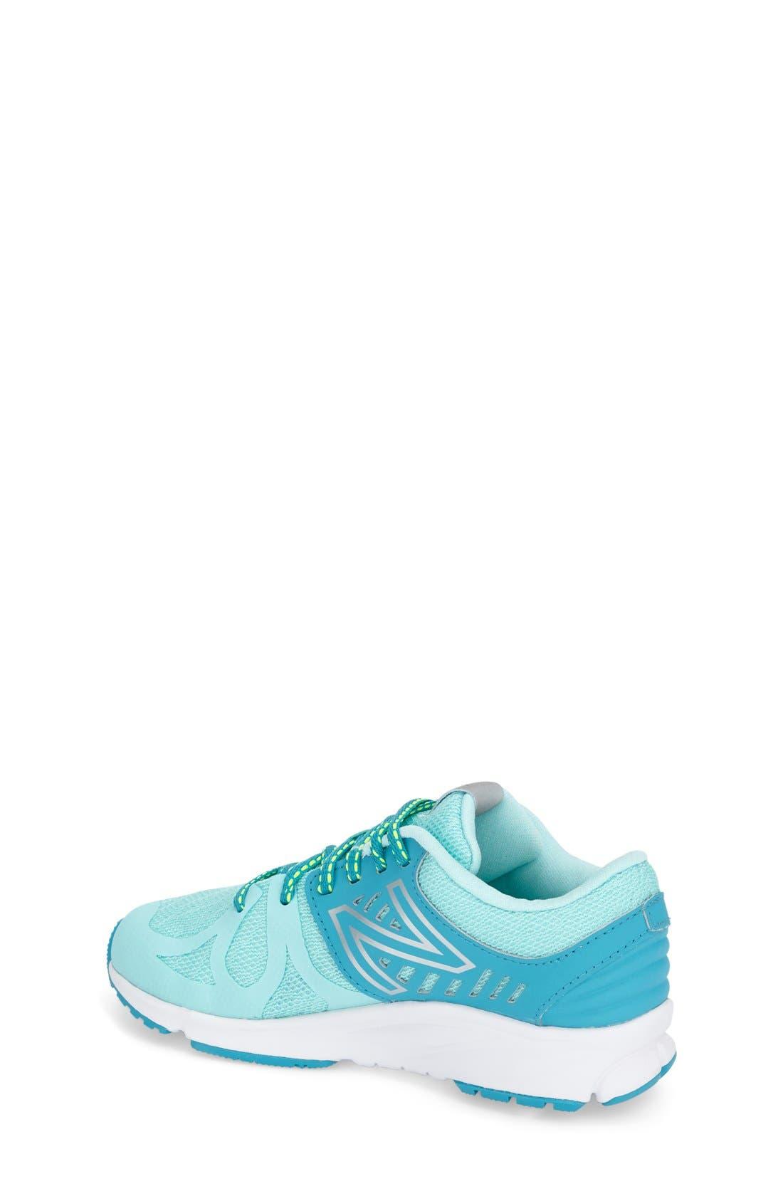 '200 Rush Vazee' Athletic Shoe,                             Alternate thumbnail 2, color,                             Sea Glass