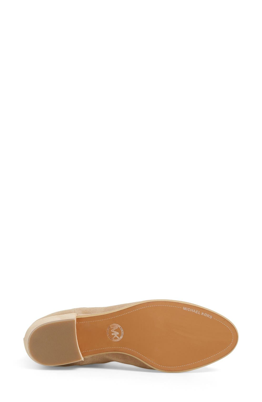 Alternate Image 4  - MICHAEL Michael Kors 'Shaw' Chelsea Boot (Women)