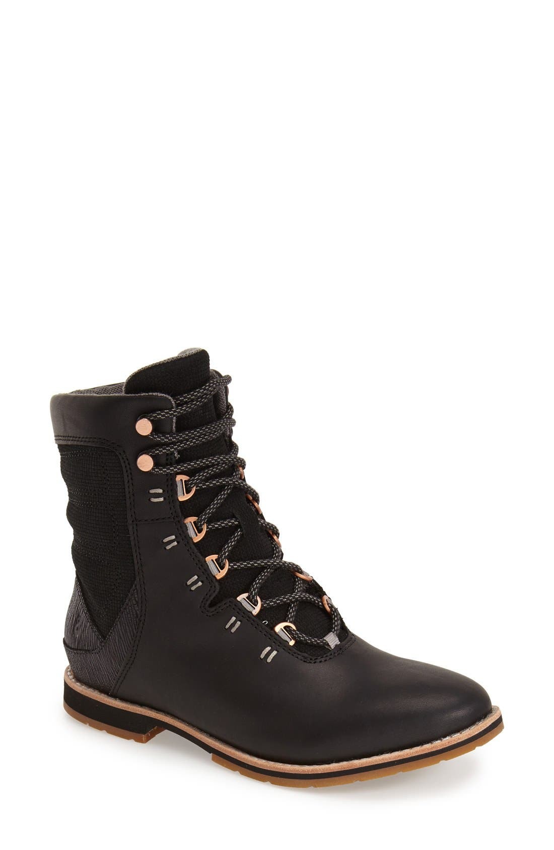 Alternate Image 1 Selected - Ahnu 'Chenery' Water Resistant Boot (Women)