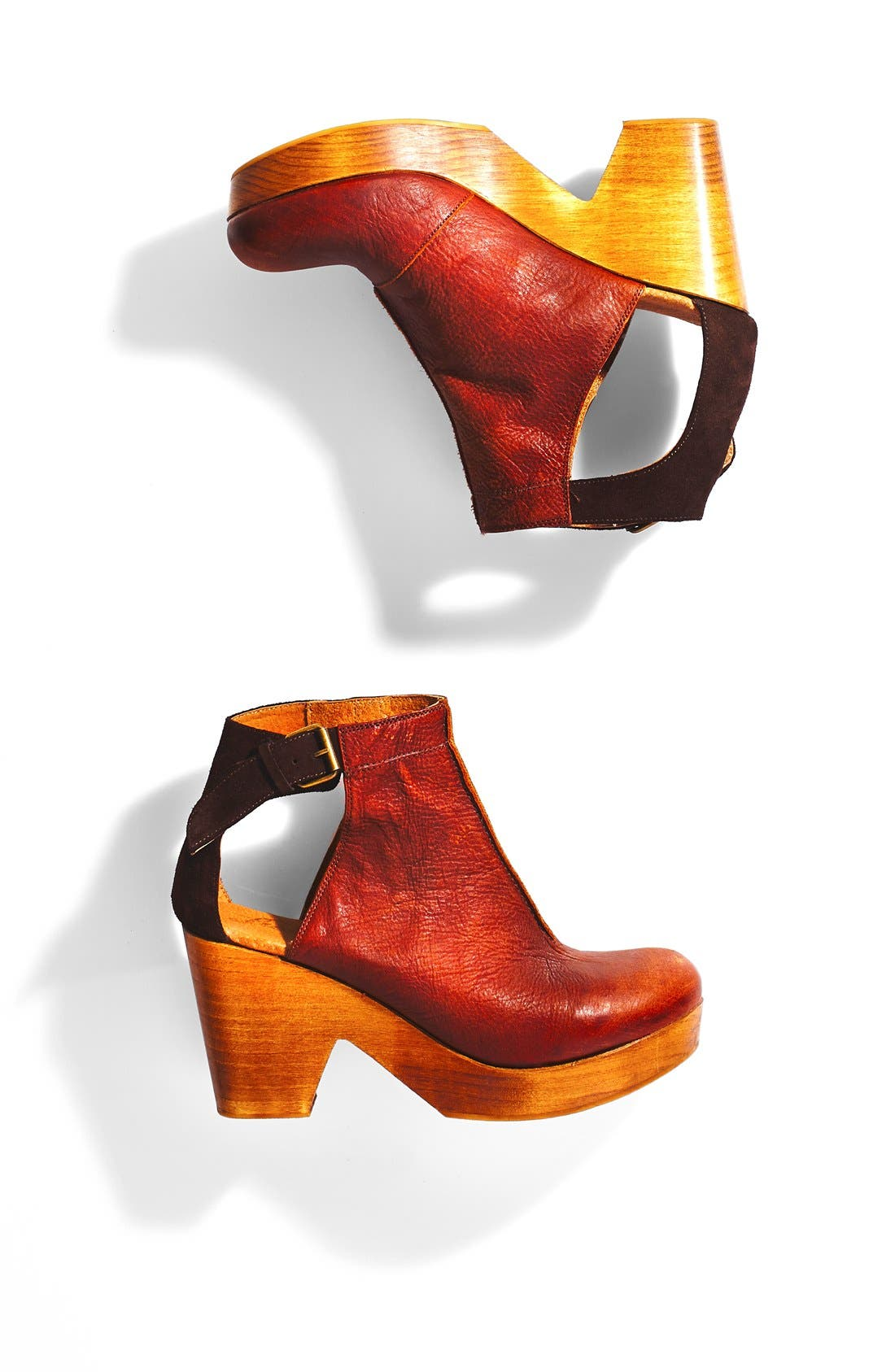 Alternate Image 5  - Free People 'Amber Orchard' Cutout Bootie (Women)
