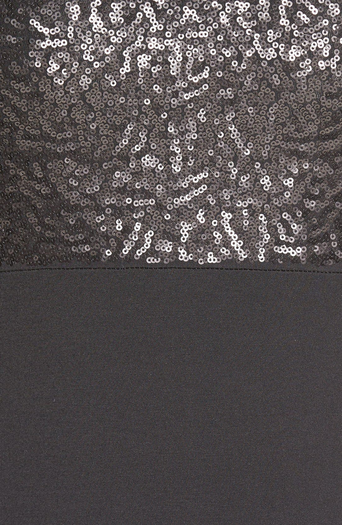 Alternate Image 5  - Tommy Bahama Sequin Bodice Halter Maxi Dress