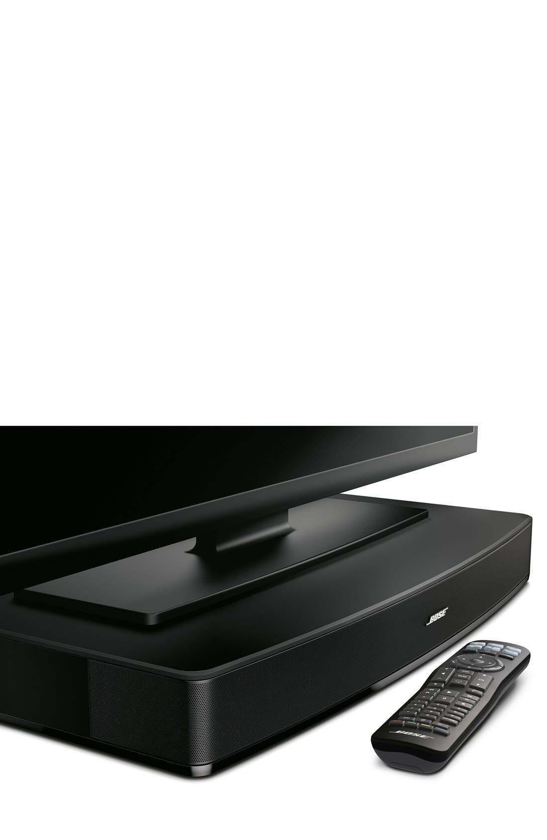 Solo 15 TV Sound System,                             Alternate thumbnail 3, color,                             Black