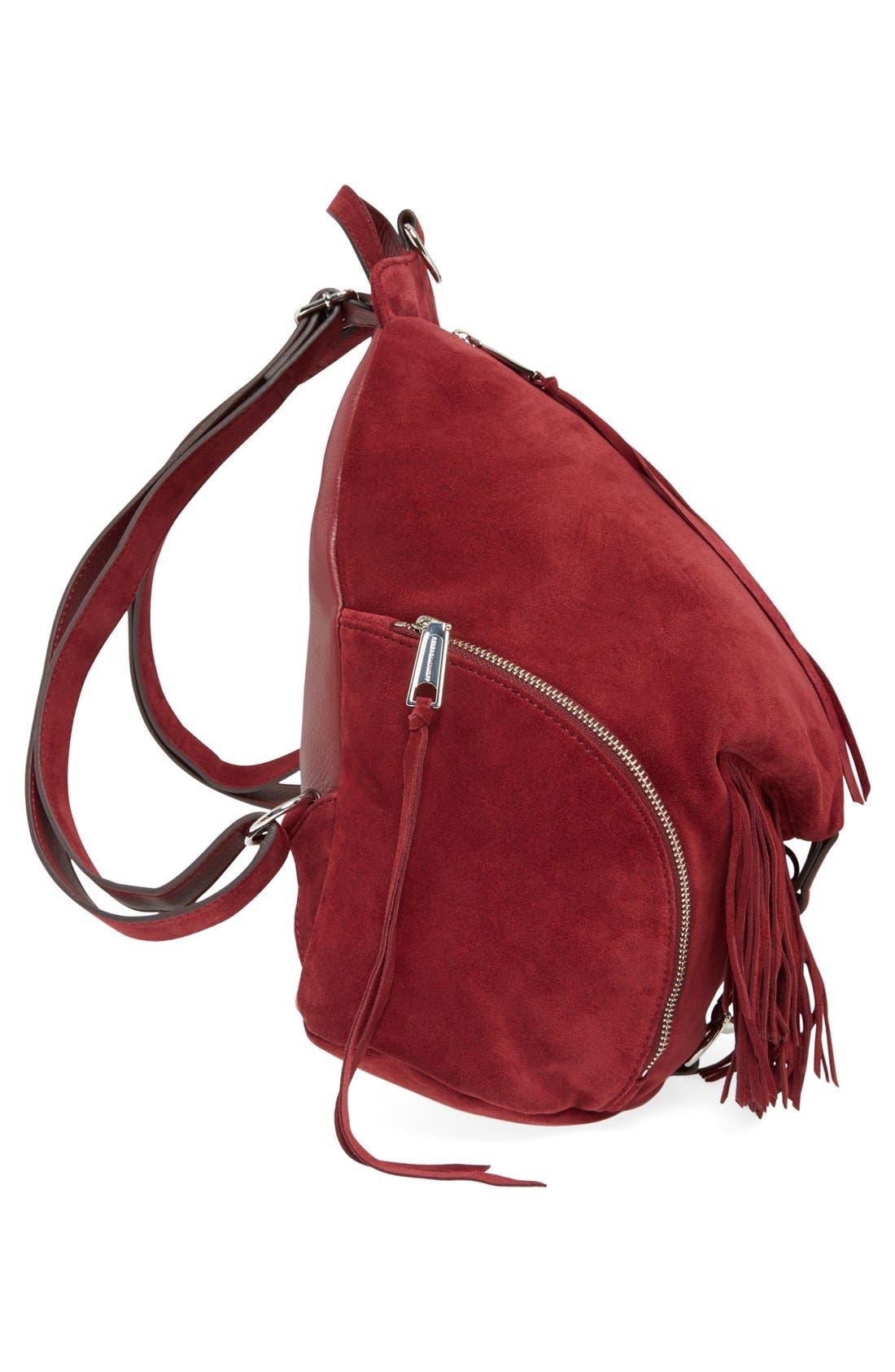 Alternate Image 4  - Rebecca Minkoff 'Julian' Leather Backpack
