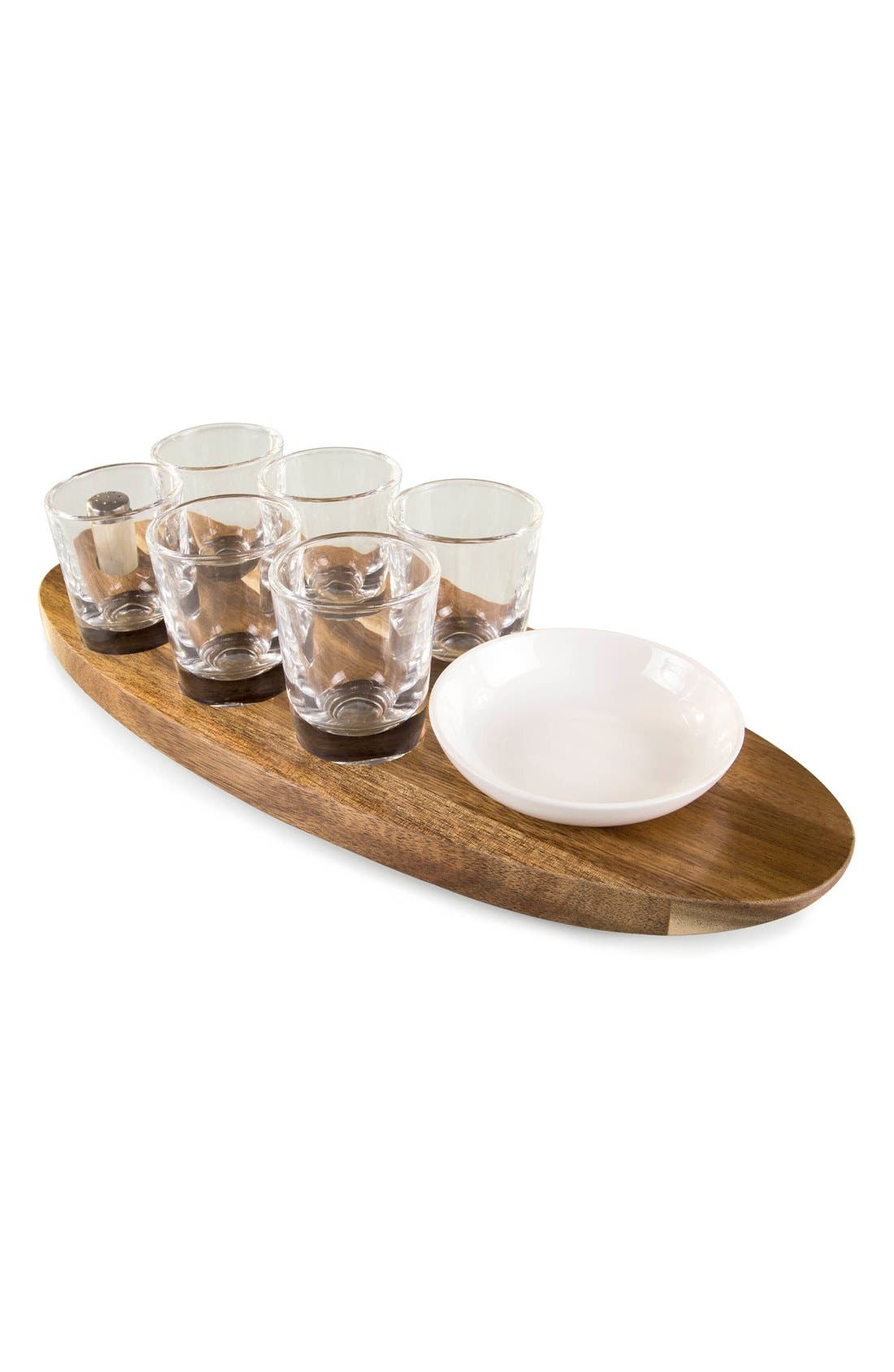 Picnic Time 'Cantinero' Shot Serving Tray