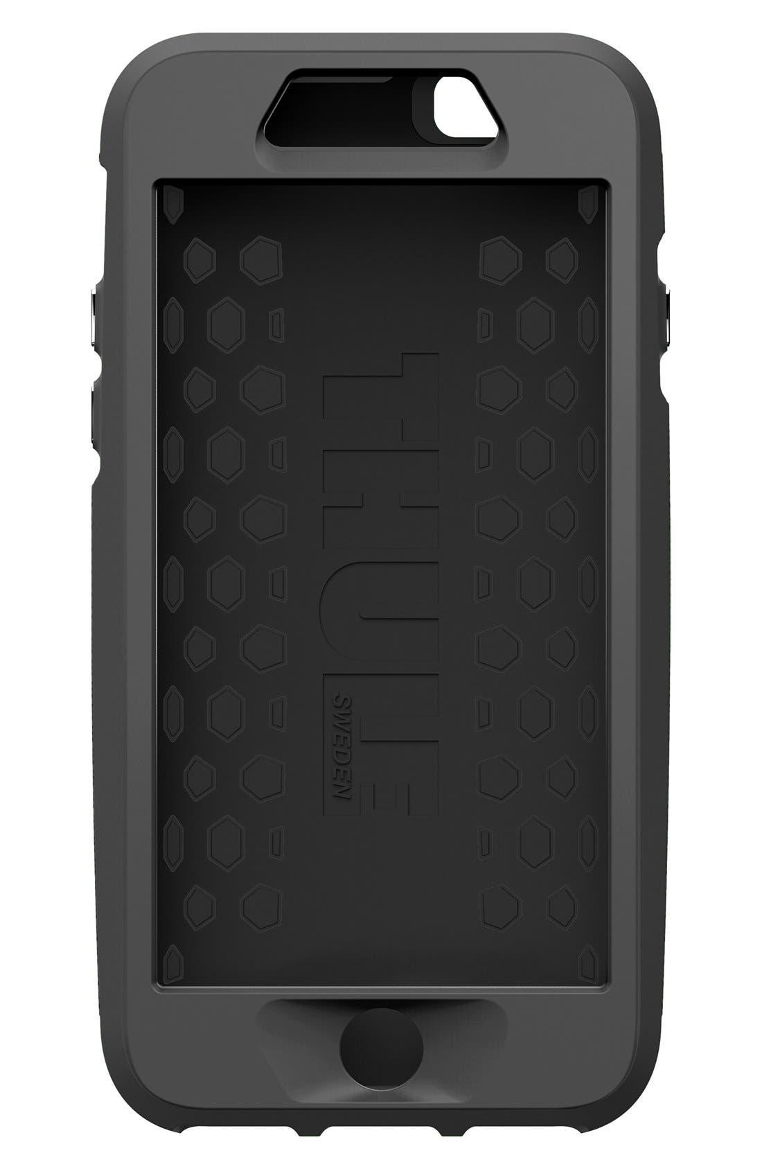 Atmos X4 iPhone 6 Plus/6s Plus Case,                             Alternate thumbnail 2, color,                             Black