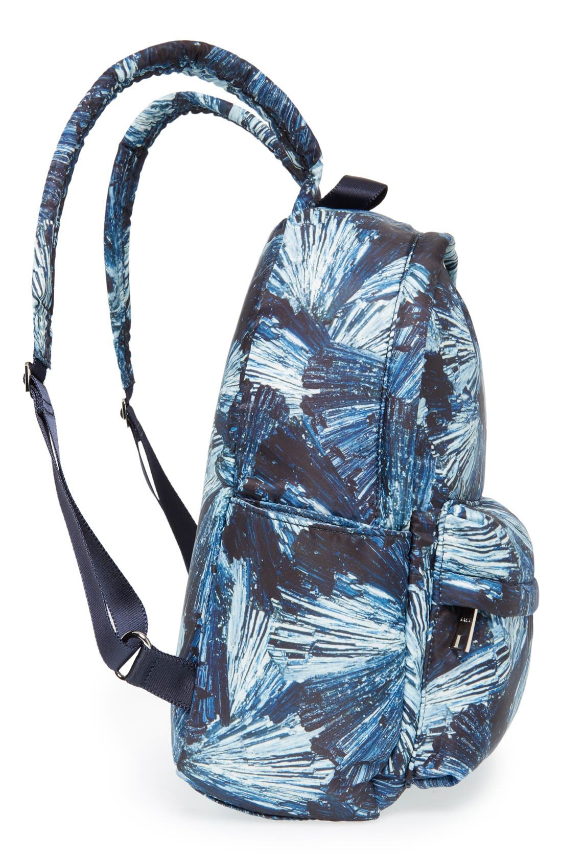 Alternate Image 5  - MZ Wallace 'Jeni - Frost' Bedford Nylon Backpack