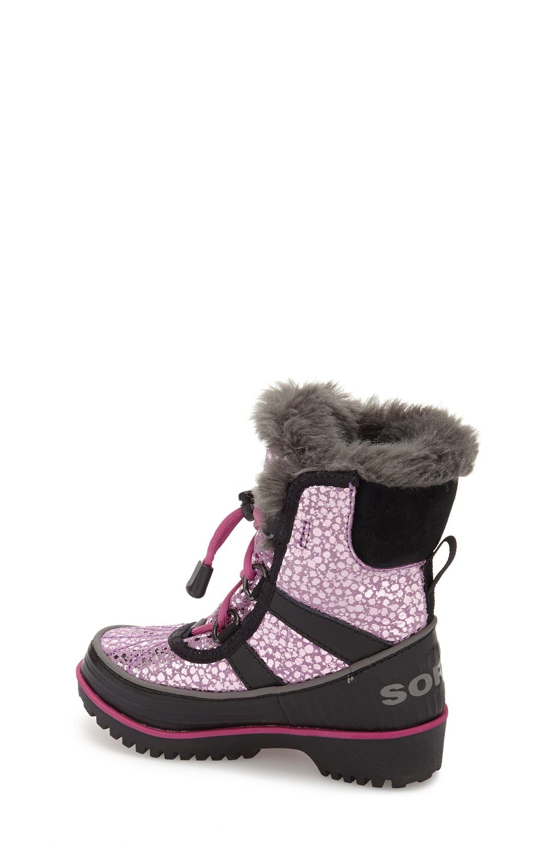 Alternate Image 2  - SOREL 'Tivoli II' Waterproof Snow Boot (Toddler & Little Kid)