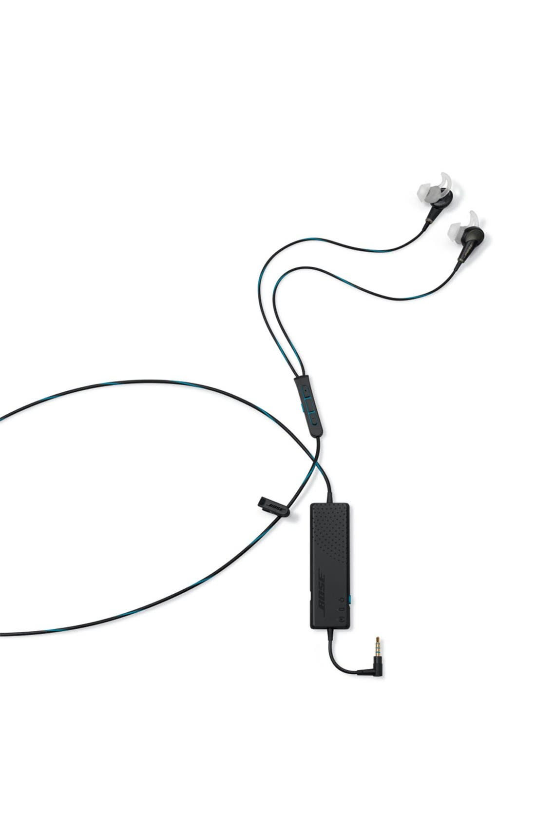 QuietComfort<sup>®</sup> 20 Acoustic Noise Cancelling<sup>®</sup> Headphones,                             Alternate thumbnail 2, color,                             Black