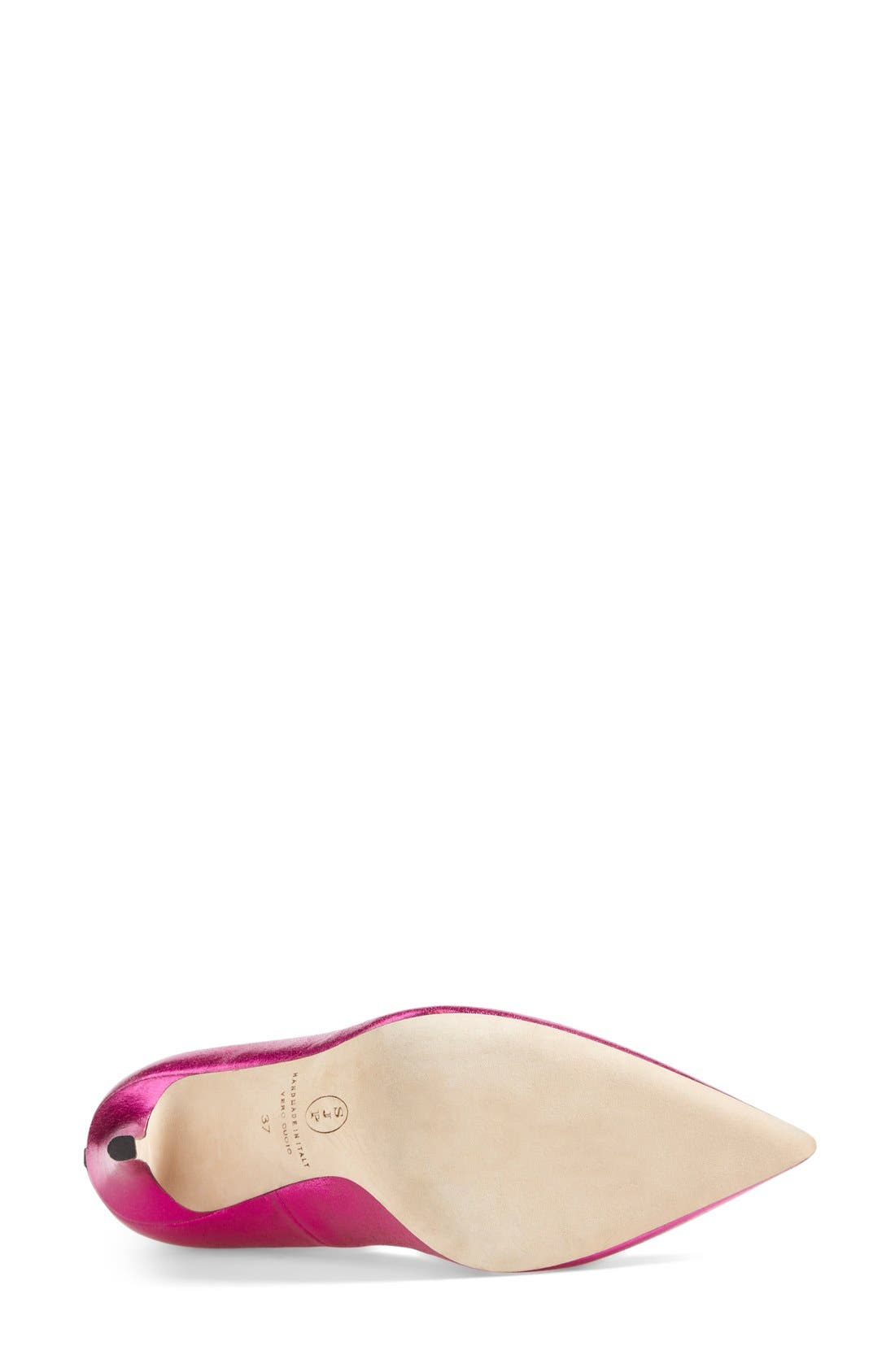 Alternate Image 4  - SJP by Sarah Jessica Parker 'Fawn 100' Pump (Women)
