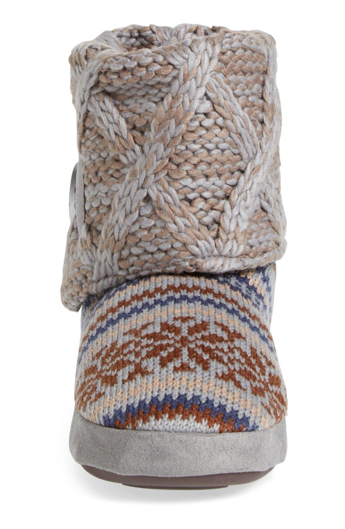 Alternate Image 3  - MUKLUKS 'Patti' Slipper Boot (Women)