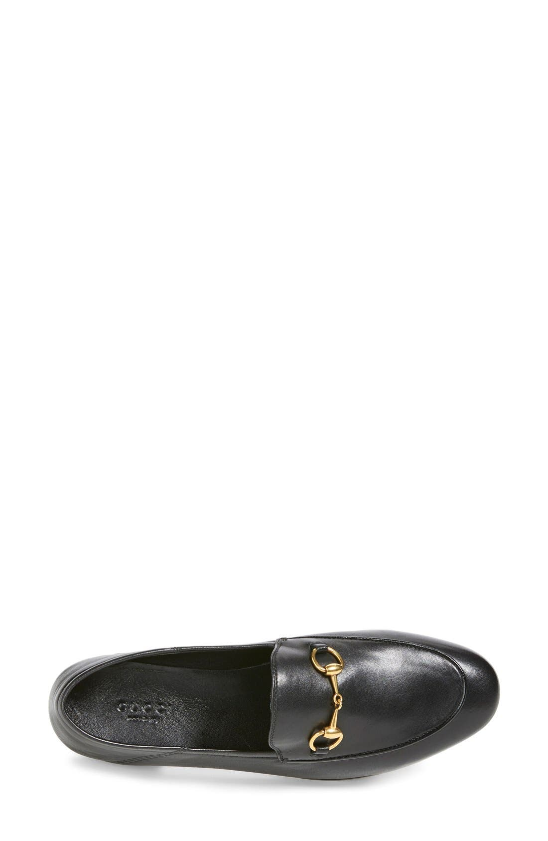 Alternate Image 3  - Gucci Brixton Convertible Loafer (Women)