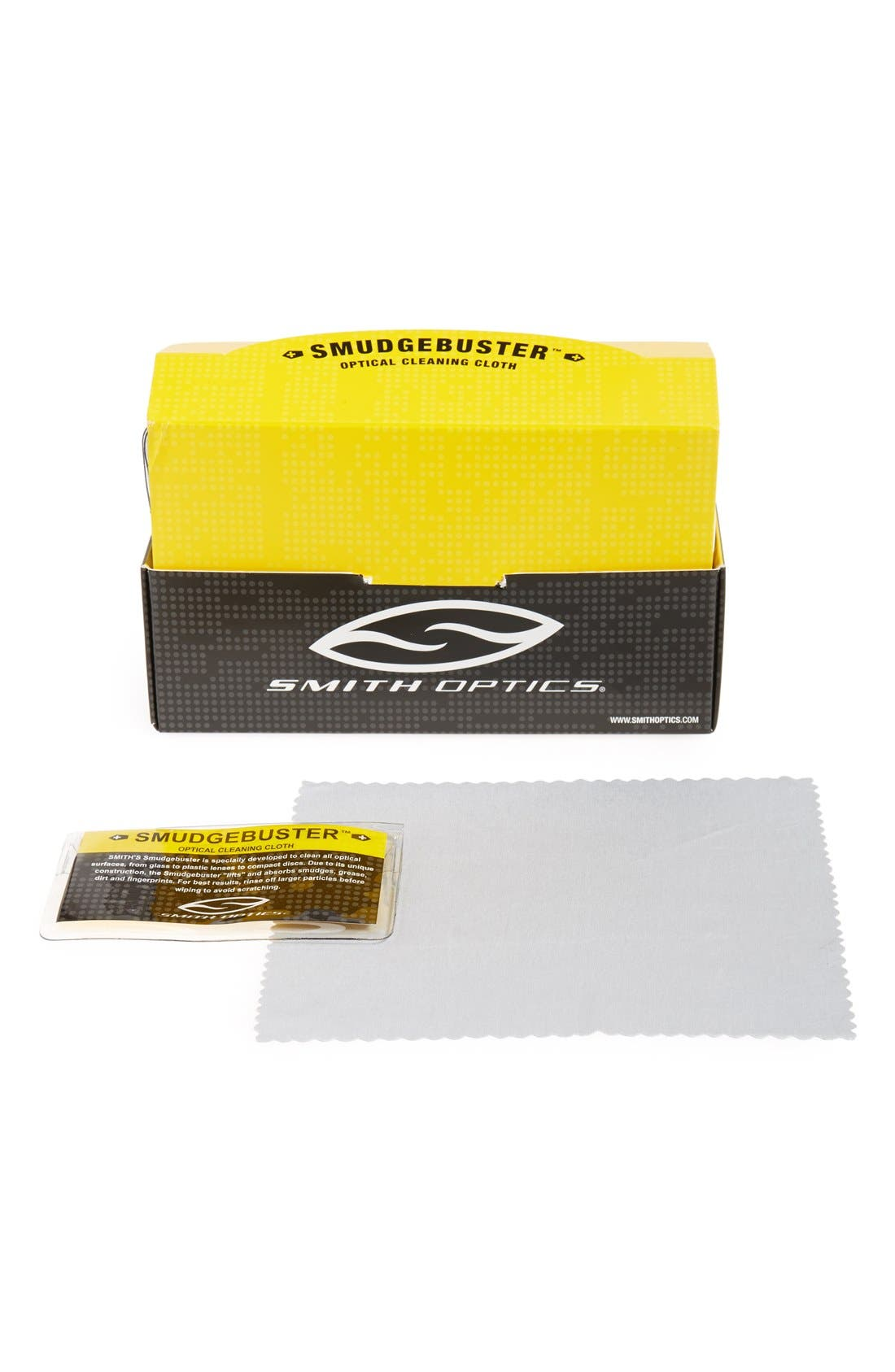Smudge Buster Lens Cleaning Cloth,                         Main,                         color, None