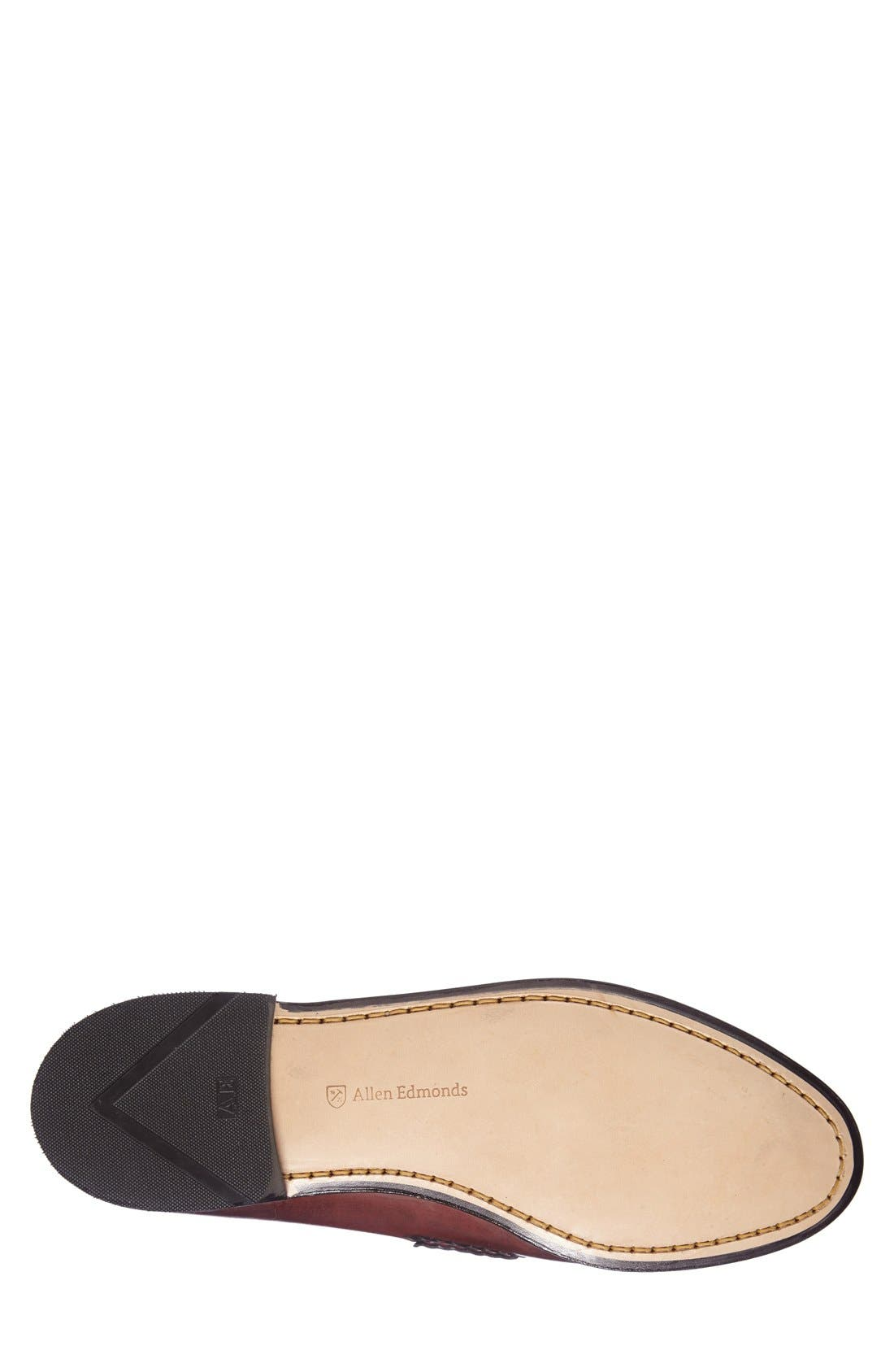 Alternate Image 4  - Allen Edmonds 'Cavanaugh' Penny Loafer (Men)
