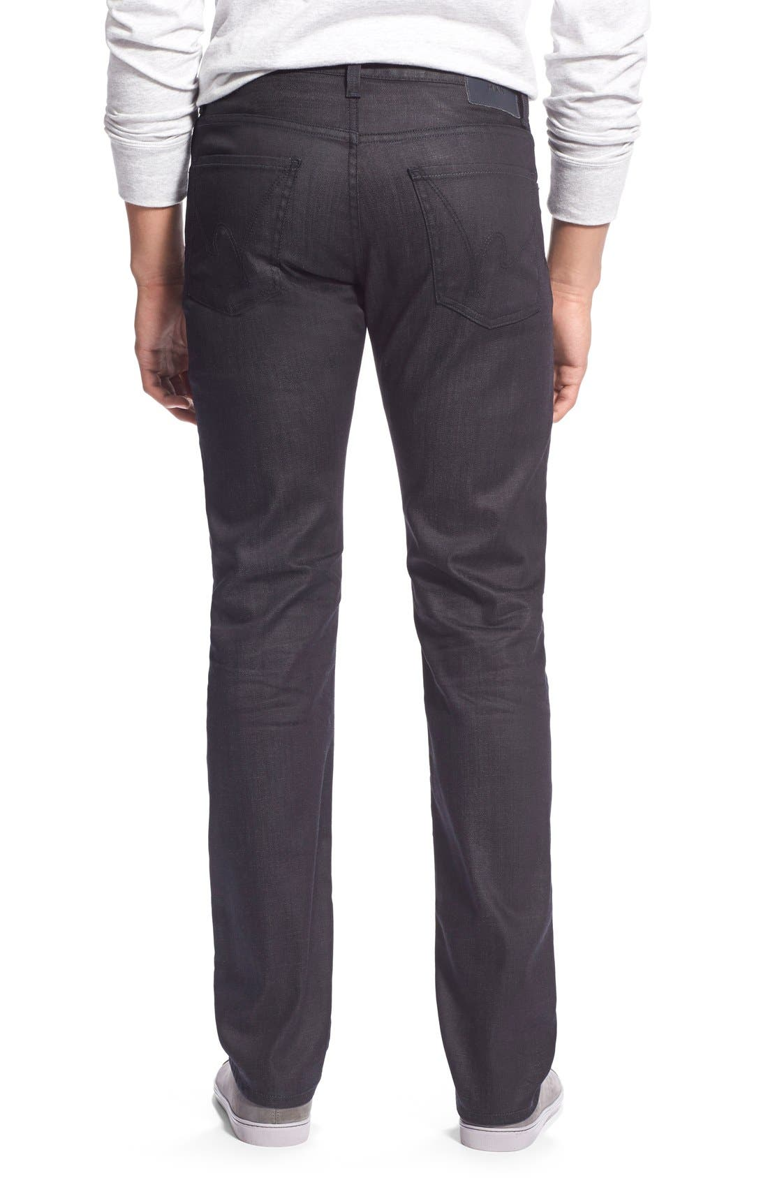 'Core' Slim Fit Jeans,                             Alternate thumbnail 3, color,                             Prestige