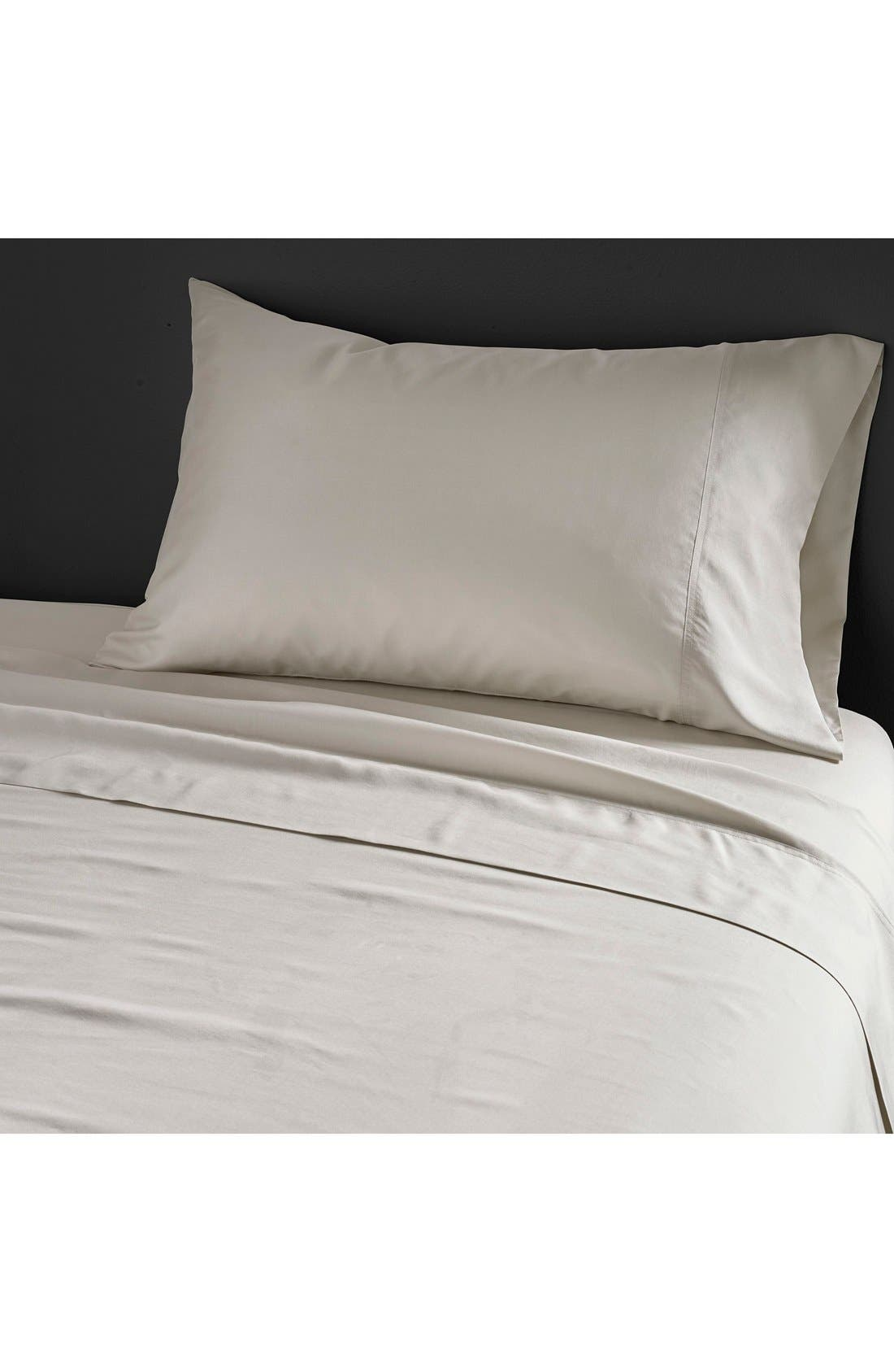 Donna Karan Collection 'Silk Essentials' Habutai Silk Fitted Sheet