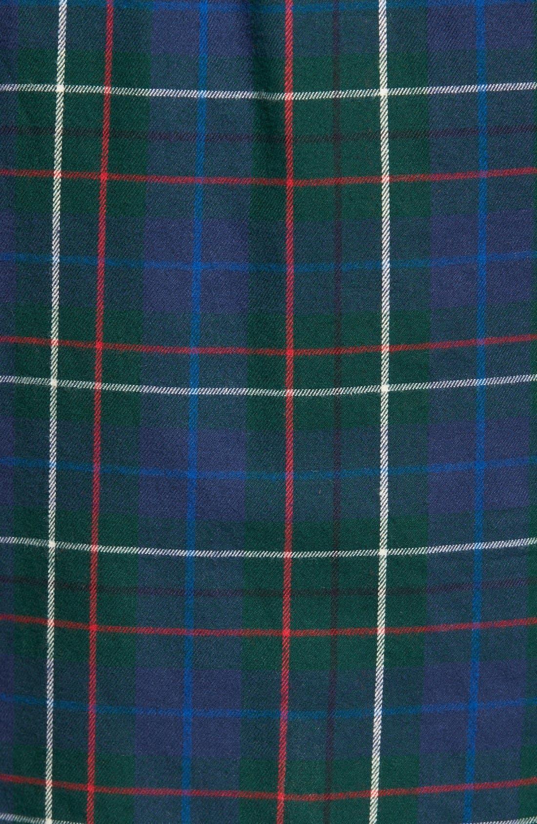Alternate Image 5  - Madewell Ex Boyfriend - Ontario Plaid Flannel Shirt