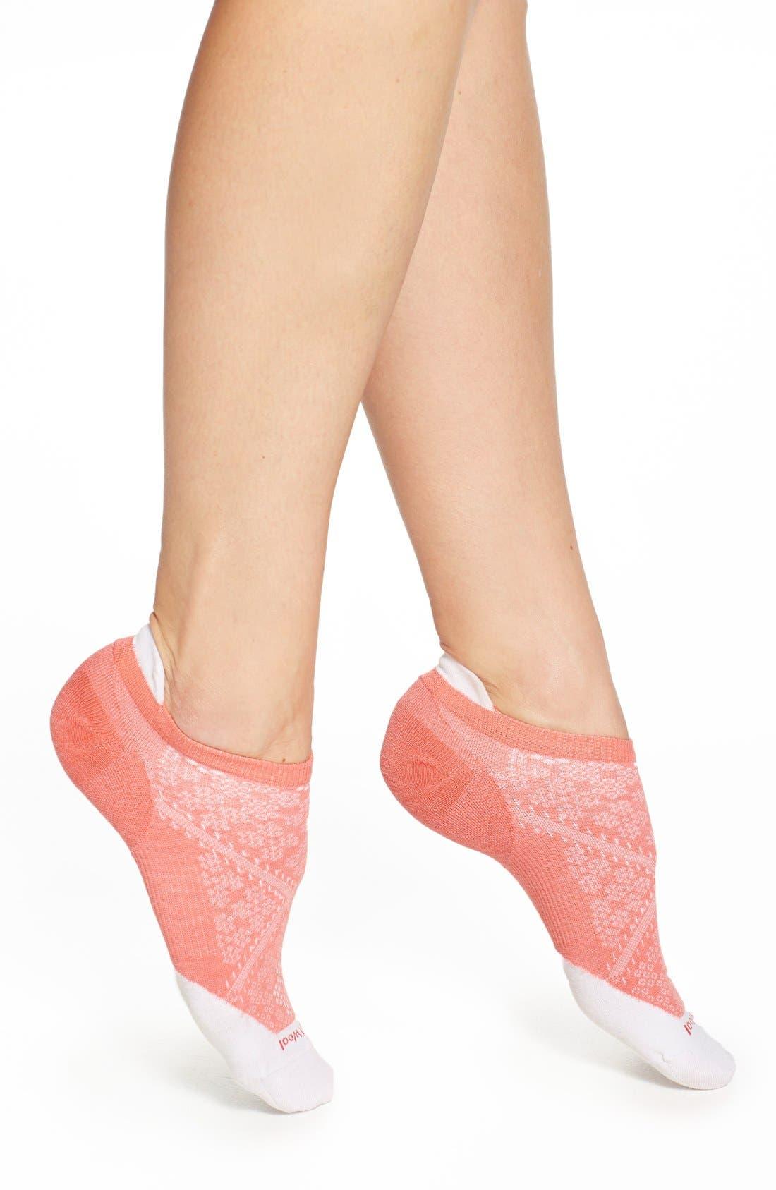 Main Image - Smartwool 'PhD Run' No-Show Socks