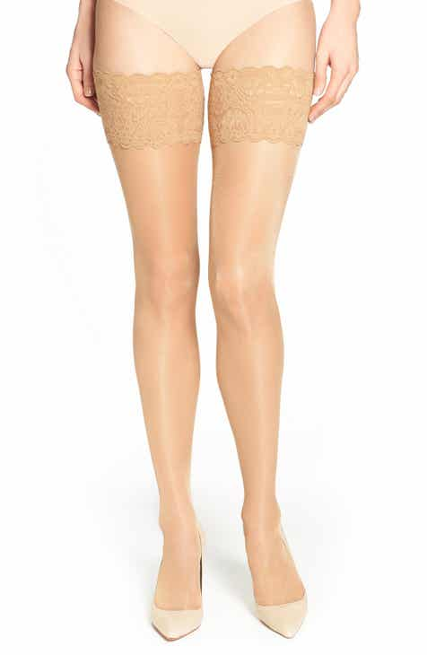 40c930e4289b4 Wolford Satin Touch 20 Stay-Up Stockings