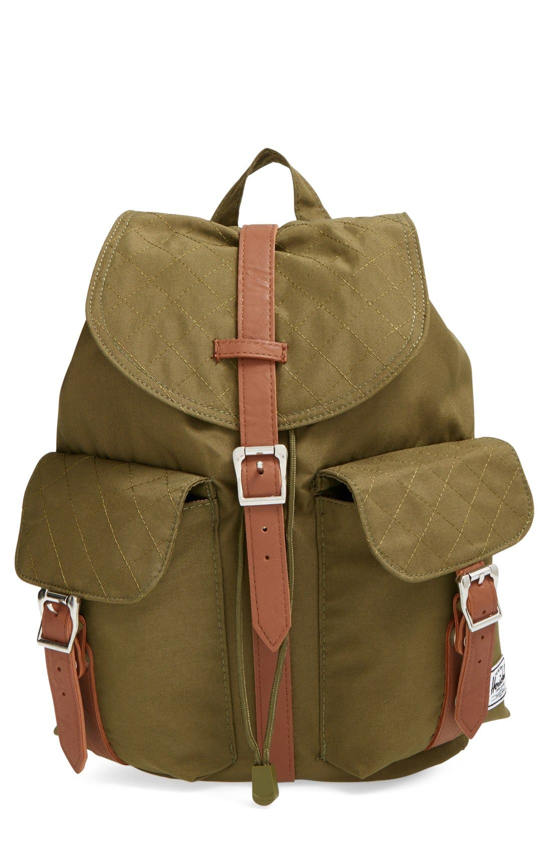 Alternate Image 1 Selected - Herschel Supply Co. 'Dawson - Mid Volume' Backpack