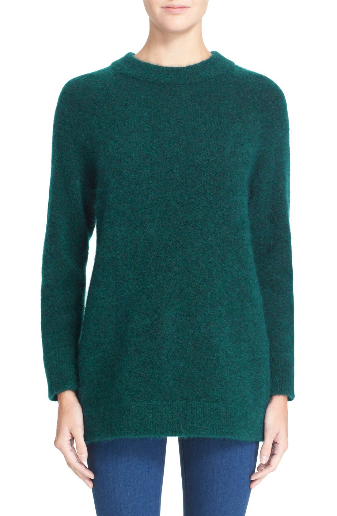 Alternate Image 1 Selected - AYR 'The Animal' Fuzzy Pullover