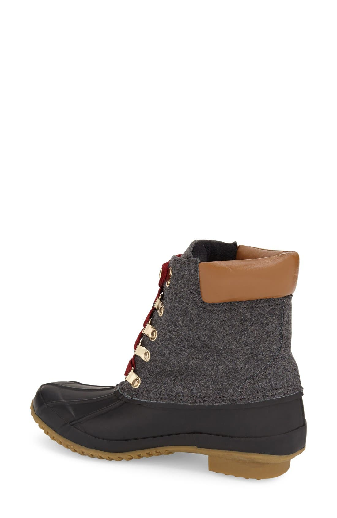 Alternate Image 2  - Joie'Delyth'Lace-Up Boot (Women)
