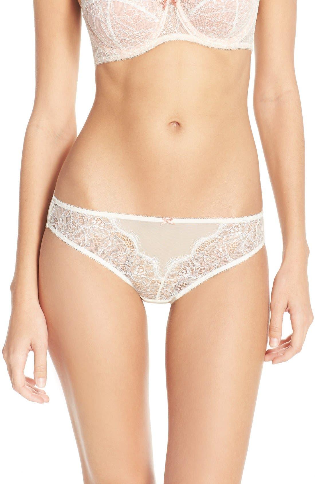 Alternate Image 1 Selected - b.tempt'd by Wacoal 'B Sultry' Bikini