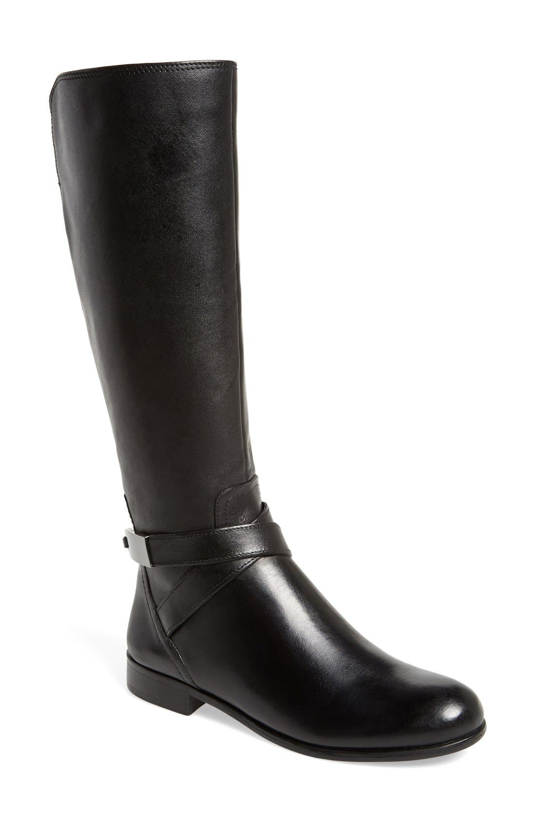 Alternate Image 1 Selected - Franco Sarto 'Majesta' Riding Boot (Women)