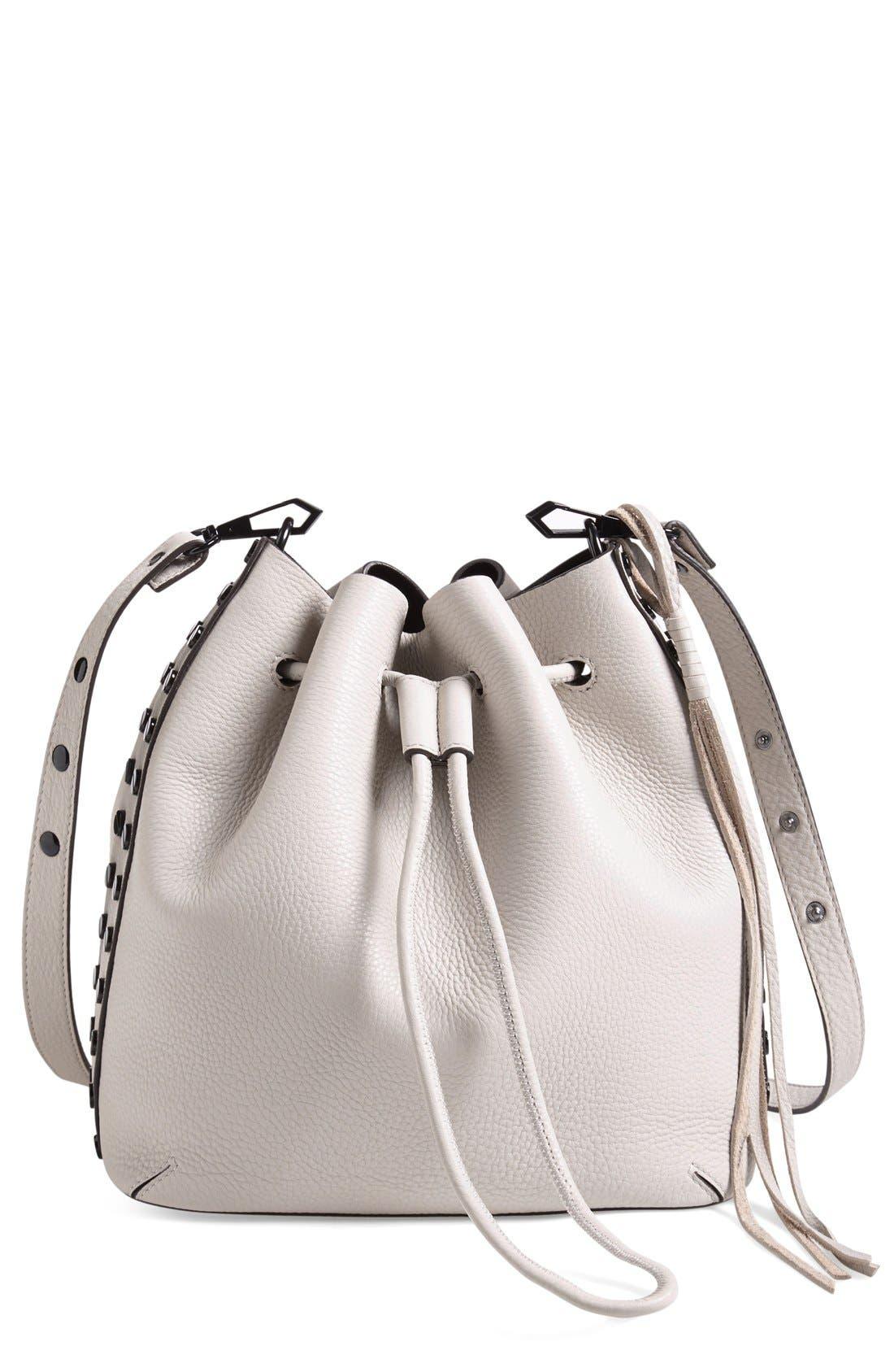 Alternate Image 1 Selected - Rebecca MinkoffScrew Stud Bucket Bag
