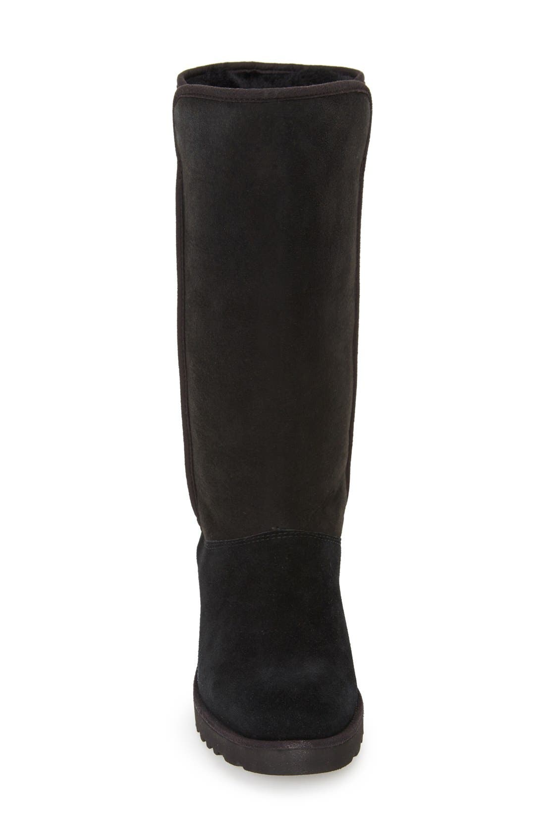 Alternate Image 3  - UGG® Kara - Classic Slim™ Water Resistant Tall Boot (Women)