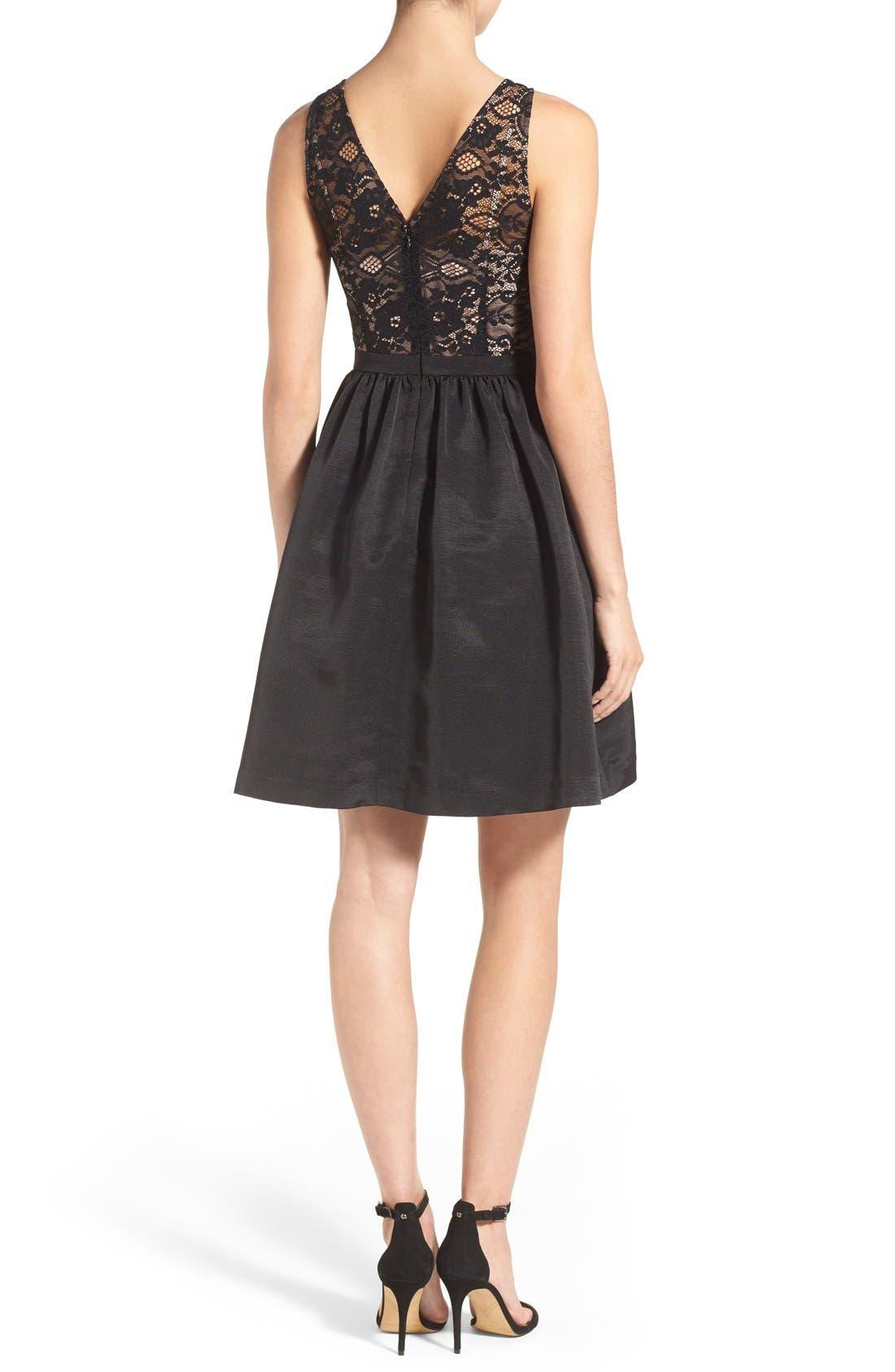 Alternate Image 2  - Ivanka Trump Lace Dress