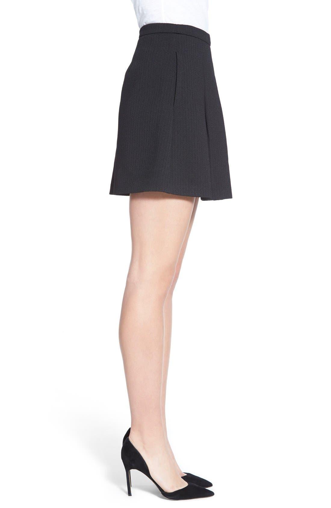 Alternate Image 4  - Madewell Jacquard Pleat Skirt