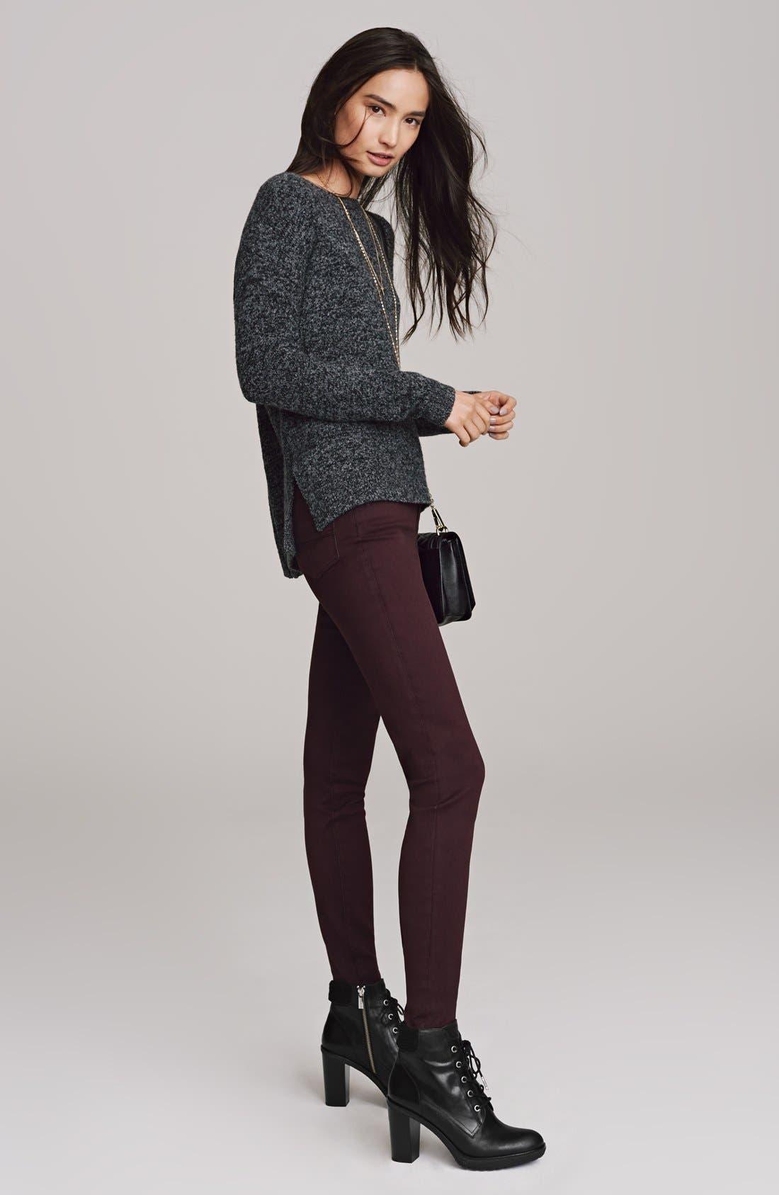 Alternate Image 7  - MICHAEL Michael Kors 'Kim' Lace-Up Bootie (Women)