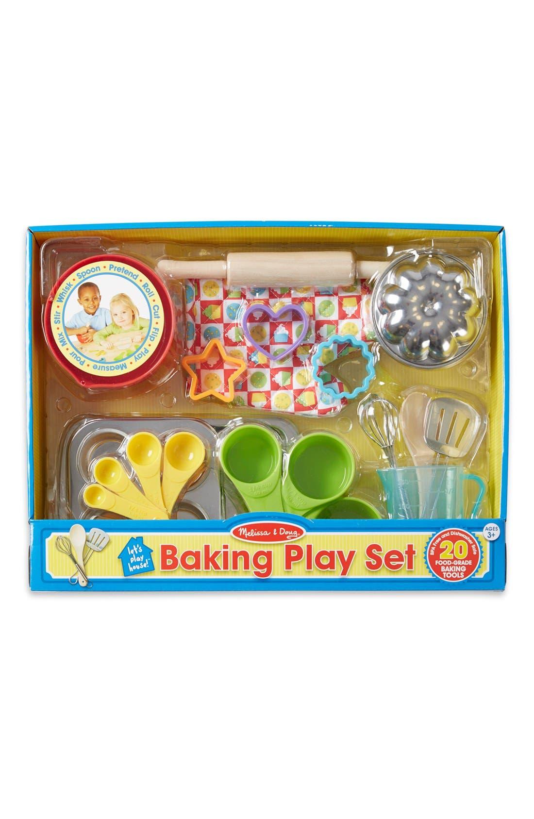 Baking Play Set,                             Alternate thumbnail 2, color,                             Multi