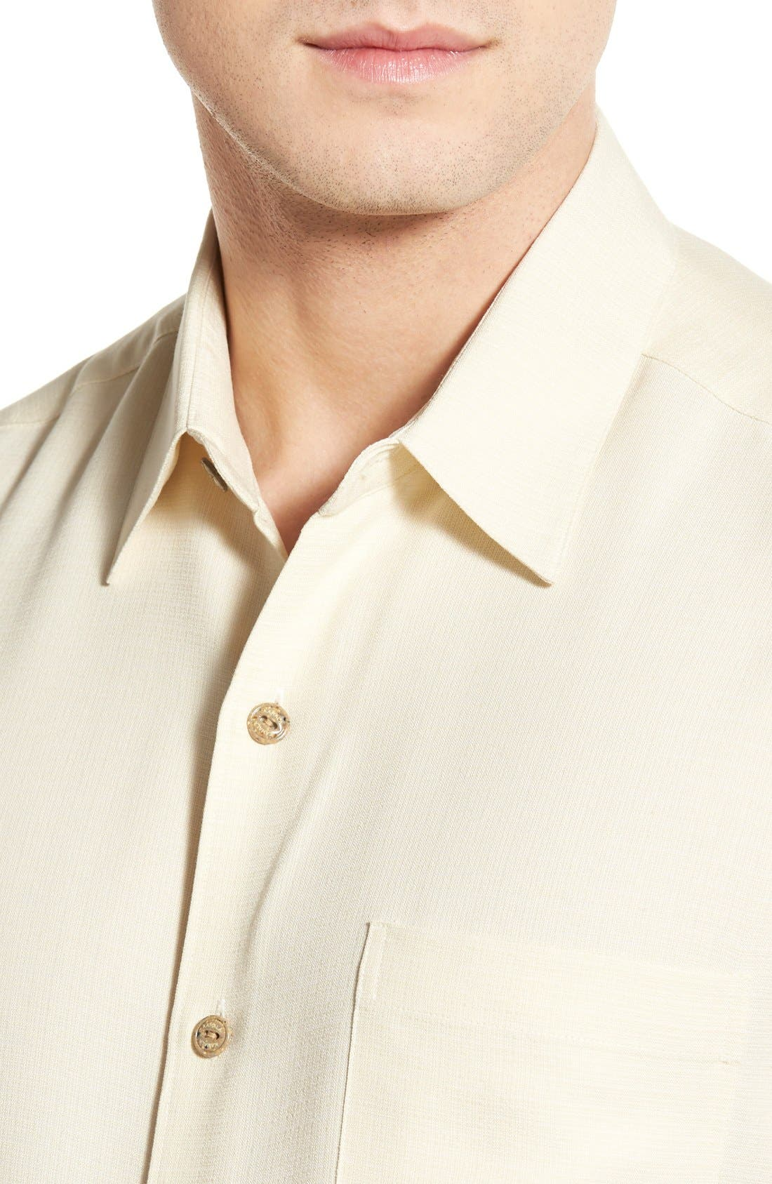 Alternate Image 4  - Kahala 'Wind N Sea' Regular Fit Sport Shirt