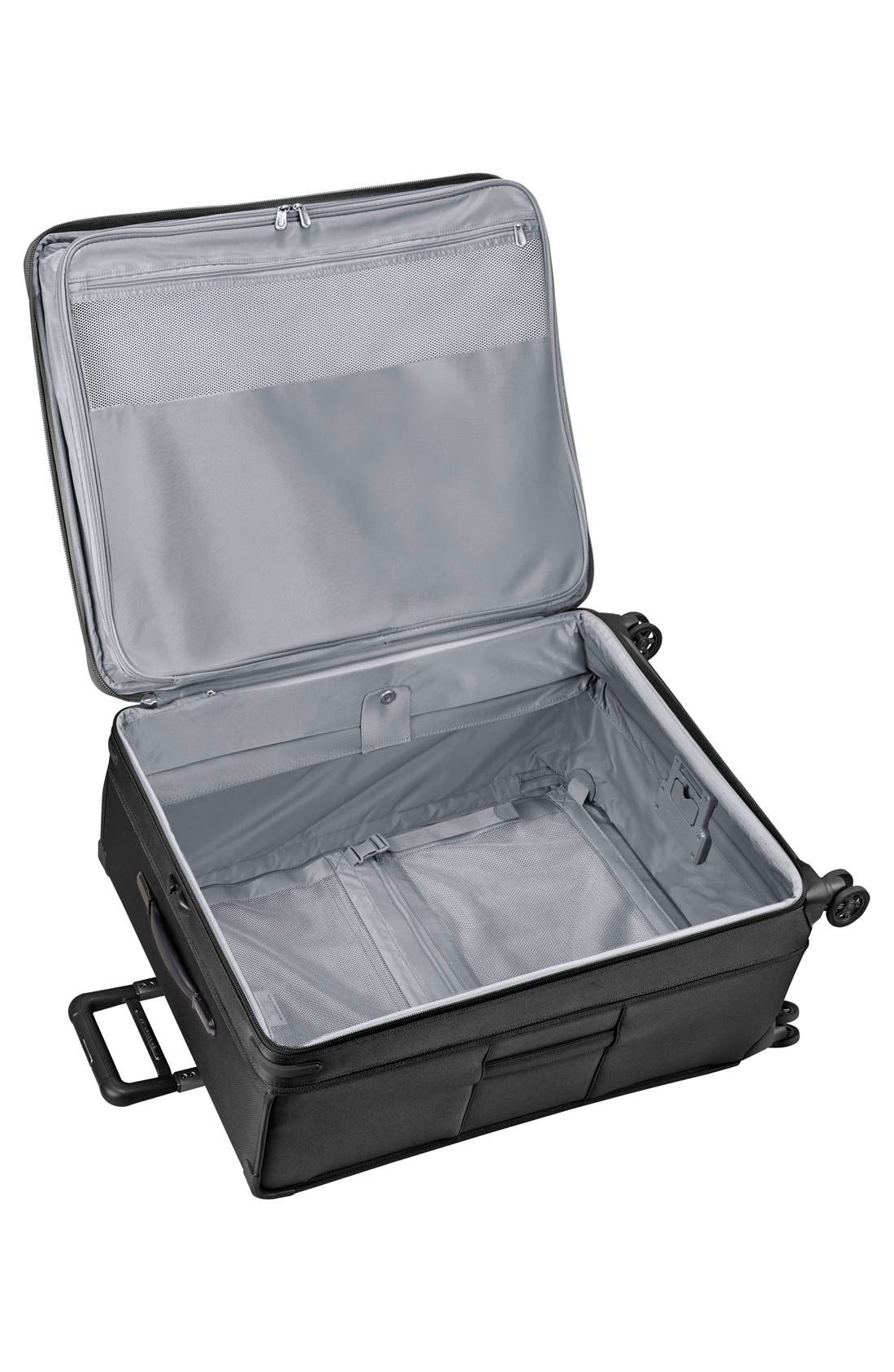 'Baseline' Extra Large 31-Inch Expandable Spinner,                             Alternate thumbnail 2, color,                             Black