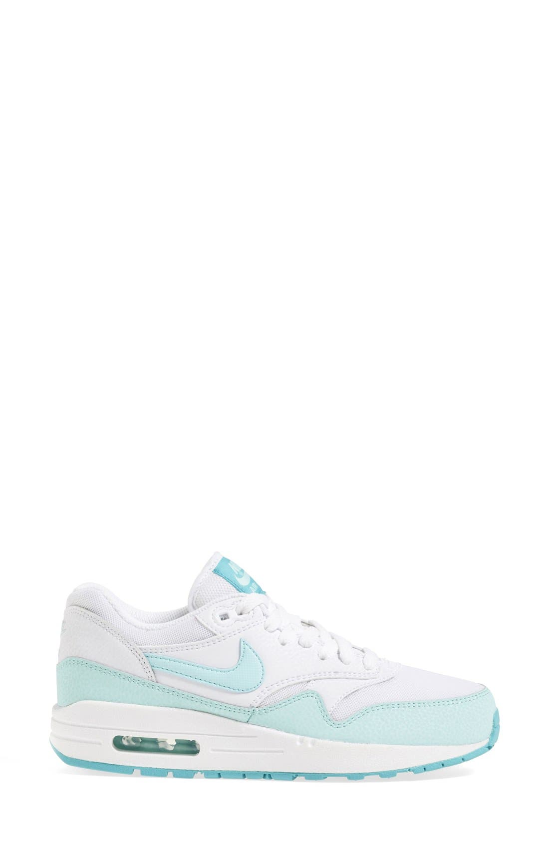 nike air max 1 essential blue and white bedding
