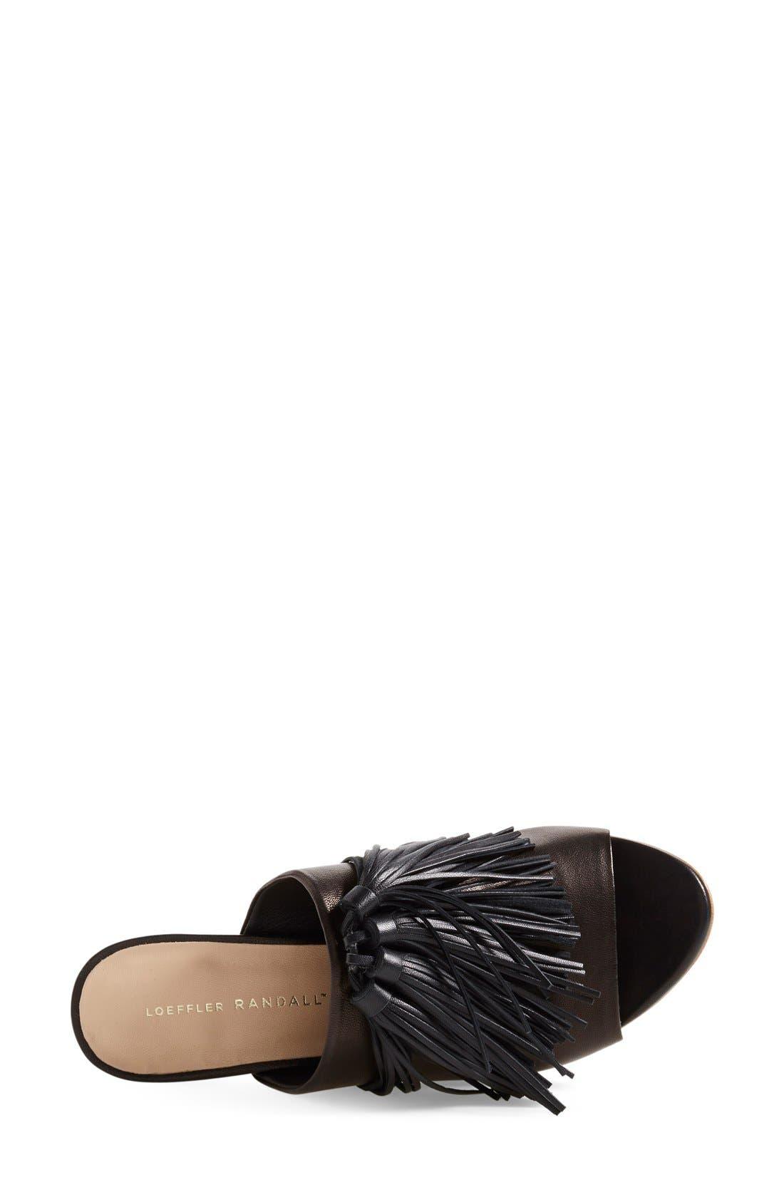 Alternate Image 3  - Loeffler Randall Clo Tassel Mule Sandal