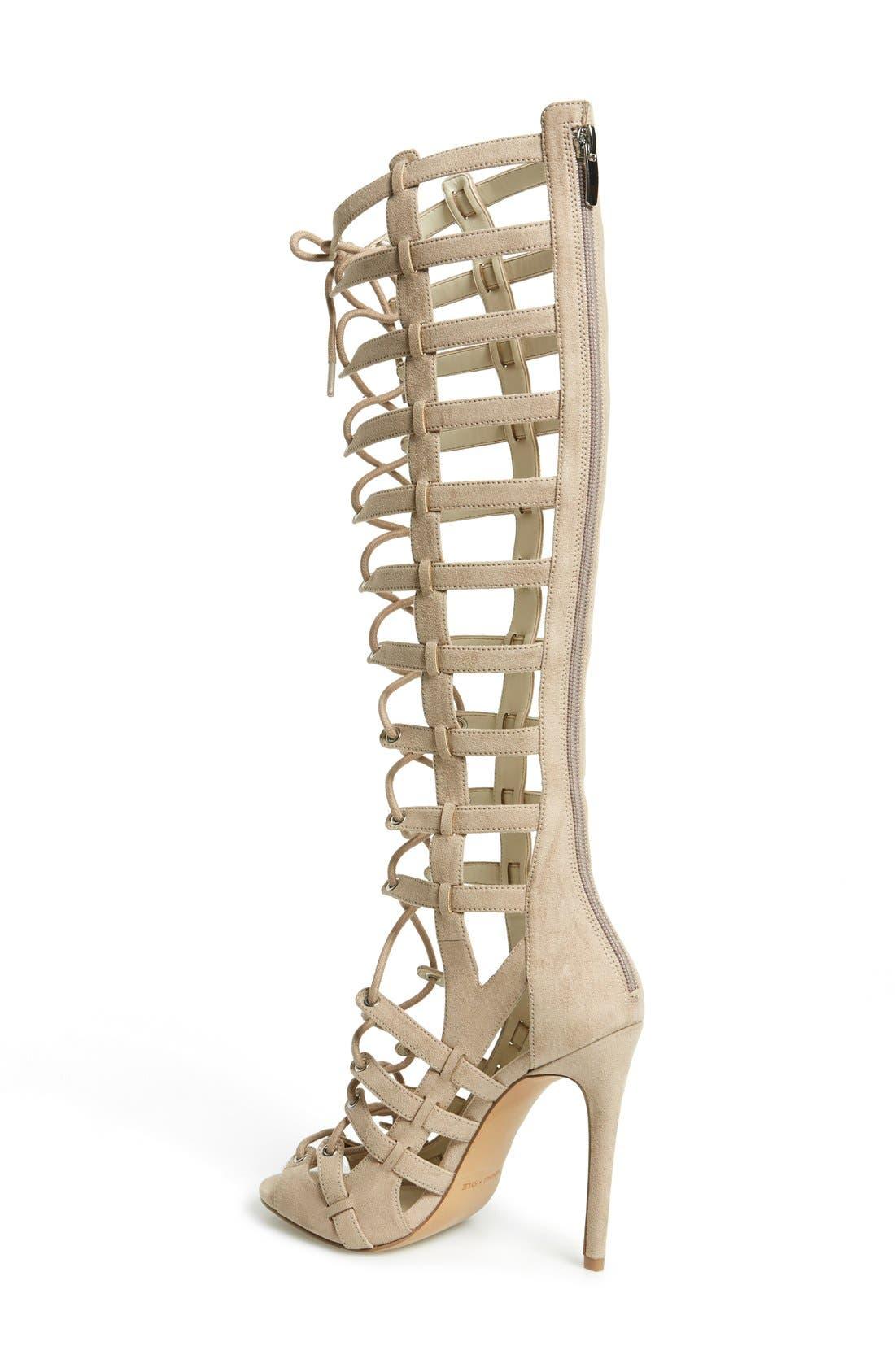 Alternate Image 2  - KENDALL + KYLIE 'Emily' Tall Gladiator Sandal (Women)