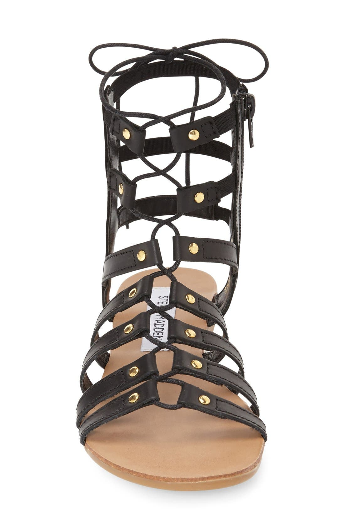 Alternate Image 3  - Steve Madden 'Sparra' Gladiator Sandal (Women)