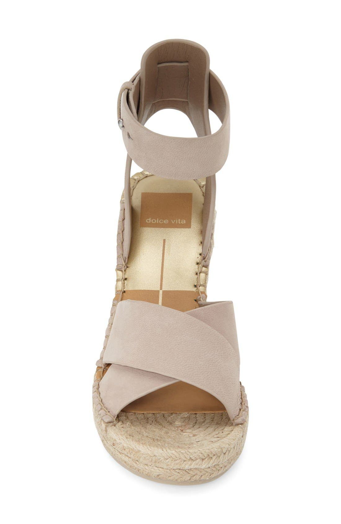 Alternate Image 3  - Dolce Vita 'Nova' Espadrille Wedge Sandal (Women)