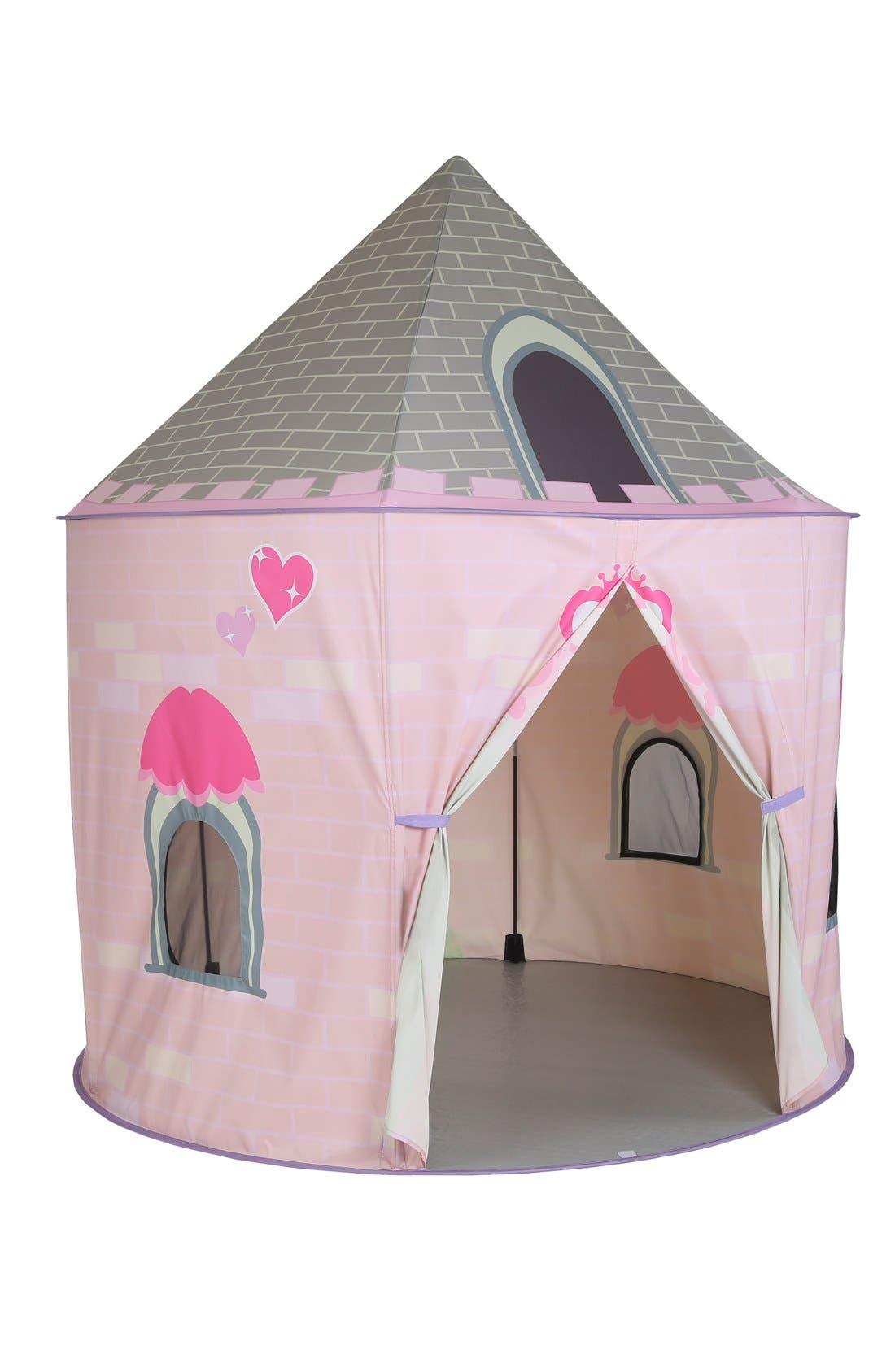 'Princess Castle' Pavilion,                             Main thumbnail 1, color,                             Pink/ White