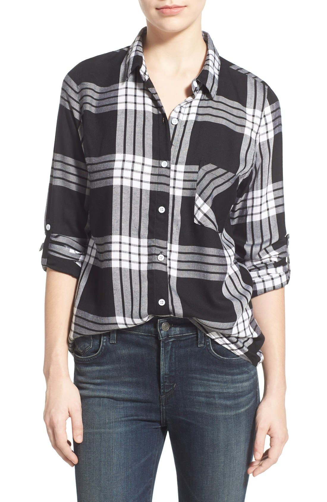 Main Image - Thread & Supply 'Denver' Plaid Shirt