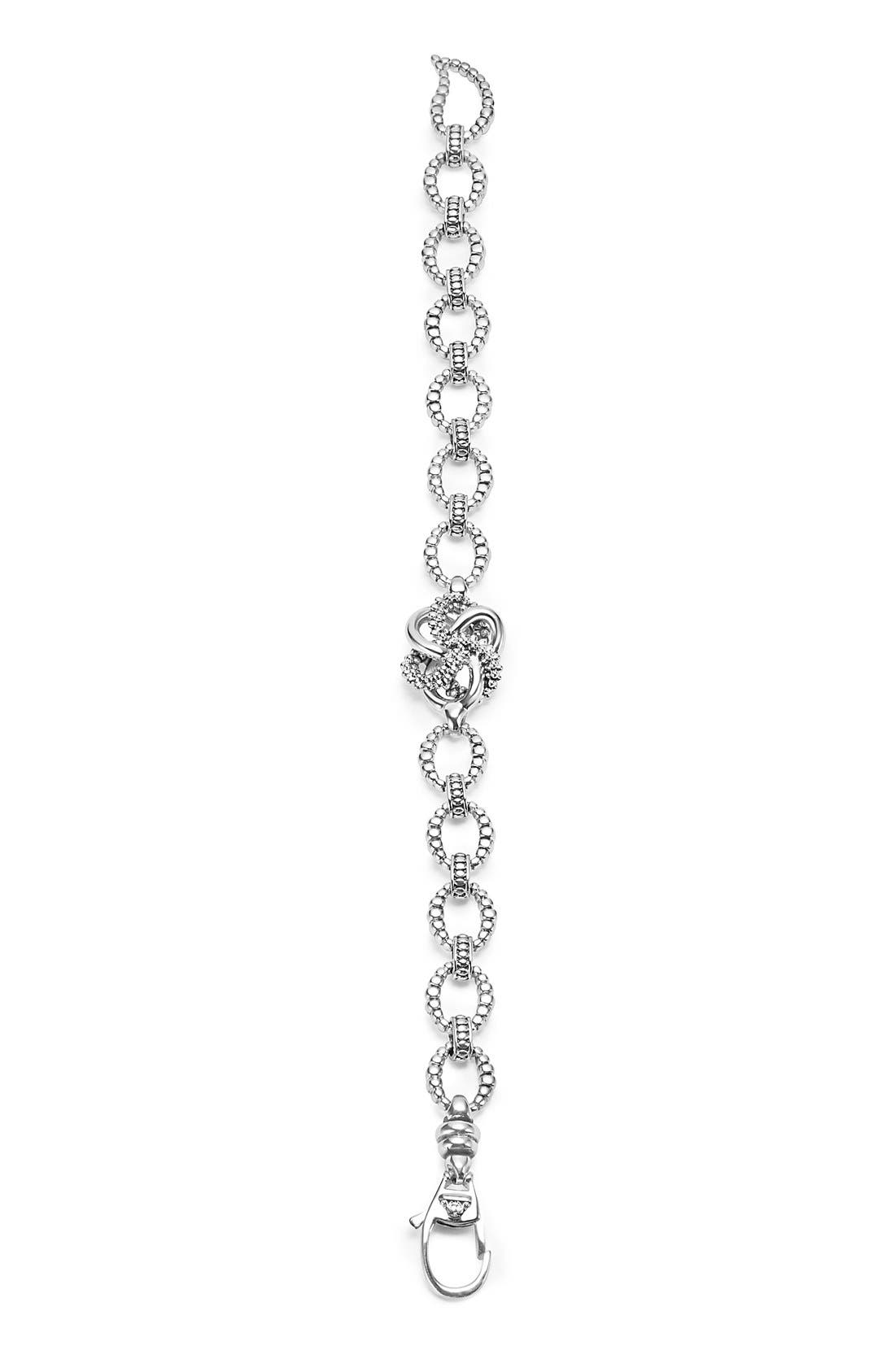 Alternate Image 2  - LAGOS 'Love Knot' Link Bracelet
