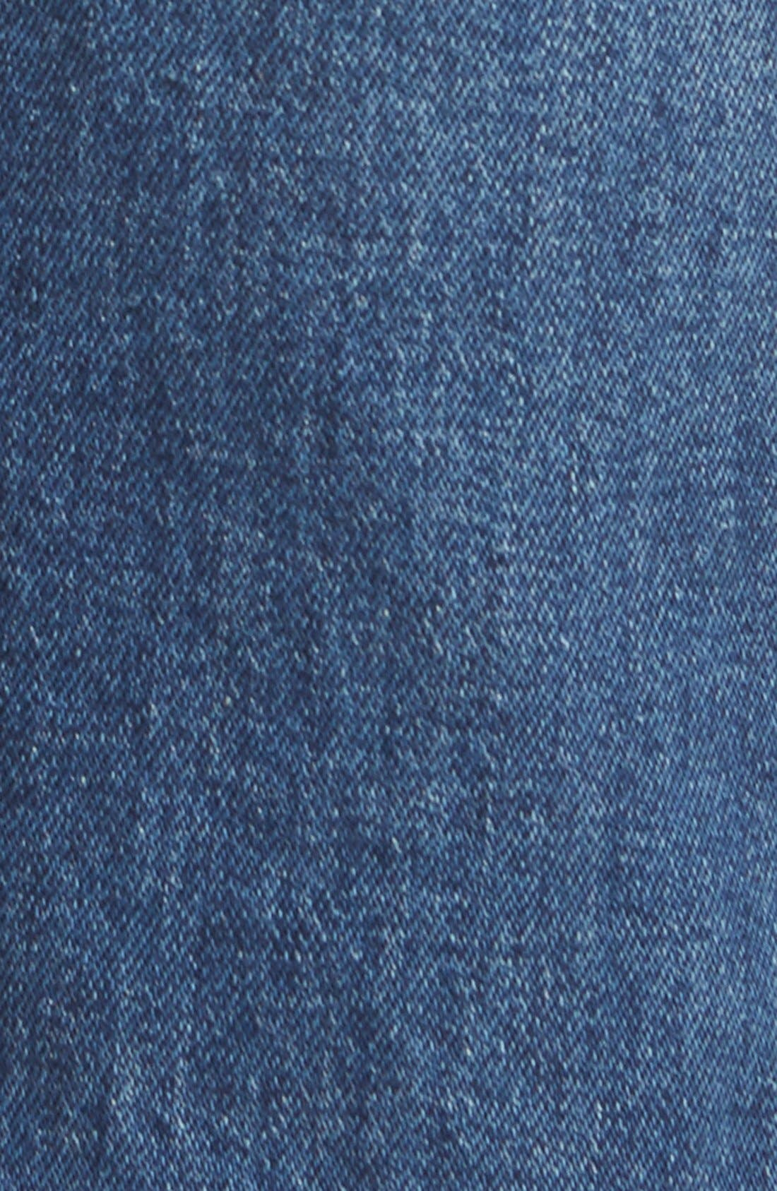 Alternate Image 5  - Madewell Slim Boy Jeans (Hatfield)