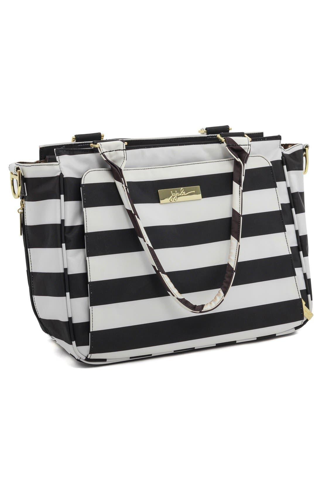 Alternate Image 2  - Ju-Ju-Be 'Be Classy' Messenger Diaper Bag